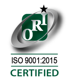 Orion 9001-2015 Certified